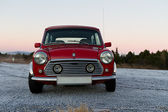 CLASSIC MINI — Stock Photo