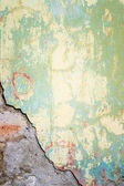 Textured wall crumbling — Stock Photo