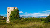 An old abandoned fort from the time of the Ottoman Empire — Stock Photo