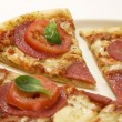 Italian pizza — Stock Photo #21453027