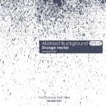 Grunge vector background. Ink splatter — Stock Vector #36138825