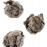 Paper balls — Stock Photo