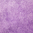 Purple cloth — Stock Photo