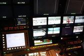 Unité de production de télévision — Photo