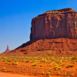 Monument Valley-panorama — Lizenzfreies Foto