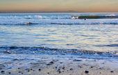Ocean beach near Bolinas, central California — Stock Photo
