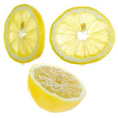 Lemon designer's set. — Stock Photo