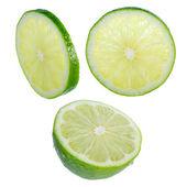 Lime designer's set. — Stock Photo