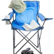 Camp chair. — Stock Photo #24537193