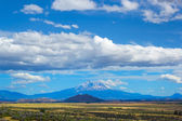 Mount Shasta valley, North California, USA — Stock Photo