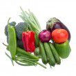 Assorted vegetables. — Stock Photo #30631705