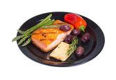 地中海式ダイエットはオメガ 3. — ストック写真