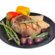 Atkins mediterranediet. — Stock Photo #30880143