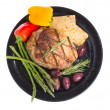 Atkins mediterranediet. — Stock Photo #30880551