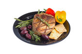 Atkins mediterranean diet. — Stock Photo