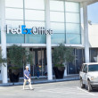 Стоковое фото: SACRAMENTO, US- SEPTEMBER 19: Fedex Office on September 19, 20