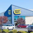 SACRAMENTO, USA - SEPTEMBER 19: Best Buy store on September 19, — Stockfoto