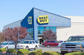 SACRAMENTO, USA - SEPTEMBER 19: Best Buy store on September 19, — Stock Photo