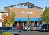 SACRAMENTO, USA - SEPTEMBER 23: Walmart store on September 23, 2 — Stock Photo