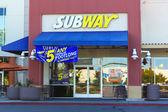 Sacramento, Usa - September 23: u-Bahn-Shop am 23. September 2 — Stockfoto