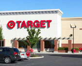 SACRAMENTO, USA - SEPTEMBER 23: Target store on September 23, 2 — 图库照片