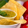 Salsa verde. — Stock Photo