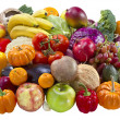 Mixed fruits and vegetables. — Stock Photo #37870859