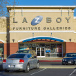Stock Photo: SACRAMENTO, US- DECEMBER 21: La-Z-Boy store entrance on Dece