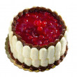 Black Forest cake. — Stock Photo #37872739