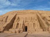 Abu Simbel, Egypt - Africa — Stock Photo