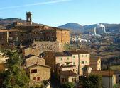 Larderello, Tuscany, Italy — Stock Photo