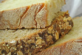 řecký chléb — Stock fotografie