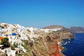 Oia - Santorini — Stock Photo