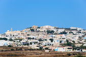Fira village — Stock Photo