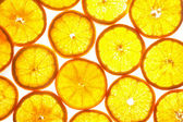 Orange slices patern — Stock Photo