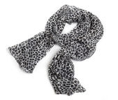 Scarf isolated on white background — Stock Photo