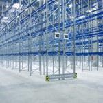 Warehouse interior (empty) — Foto de Stock   #21635347