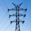Transmission tower — Stock Photo