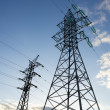 Transmission tower — Stock Photo #29393503