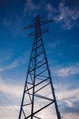 Transmission tower — Foto de Stock