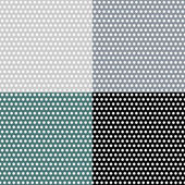 Seamless background  decorative dark pattern. — Stockvektor