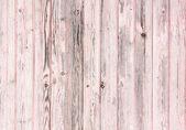 Staré dřevěné malované růžové rustikální pozadí, malovat loupání — Stock fotografie