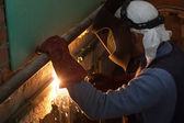 Welder1 — Stock Photo