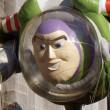 NEW YORK-NOV 24: holiday tradition since 1924, annual Macy's Thanksgiving Day Parade is seen by more th3.5 million people. Pictured here in 2011 is Disney's Buzz Lightyear. — Stock Photo #35518667
