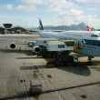 Stock Photo: Hong Kong international airport