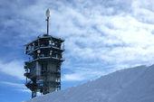 Observatory on titlis — Stock Photo