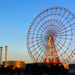 Ferris wheel in Japan - Stock Photo