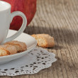 Italicantuccini cookies — Stock Photo #21771781