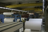 Paper Machine — Stock Photo