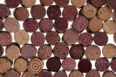 Wine Corks background — Stock Photo